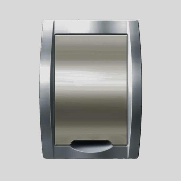 Tomada Premier Evo Alumínio