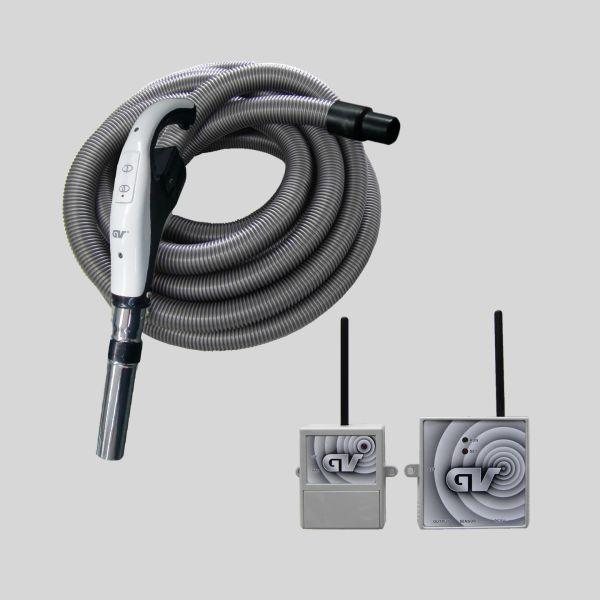 Kit Wireless - Com Mangueira de 9m - Com Emissor de Glutão