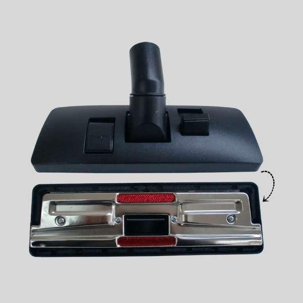 Escova de Dupla função Metal Pequena