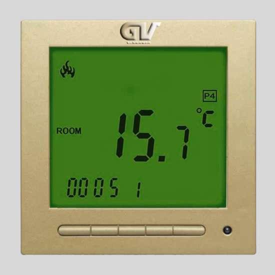 Digital Programável S603 - Dourado