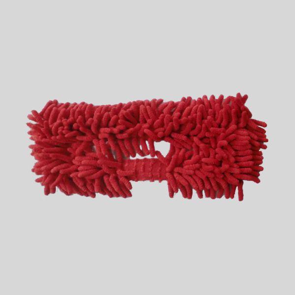 Recarga Mopa Microfibra Vermelha